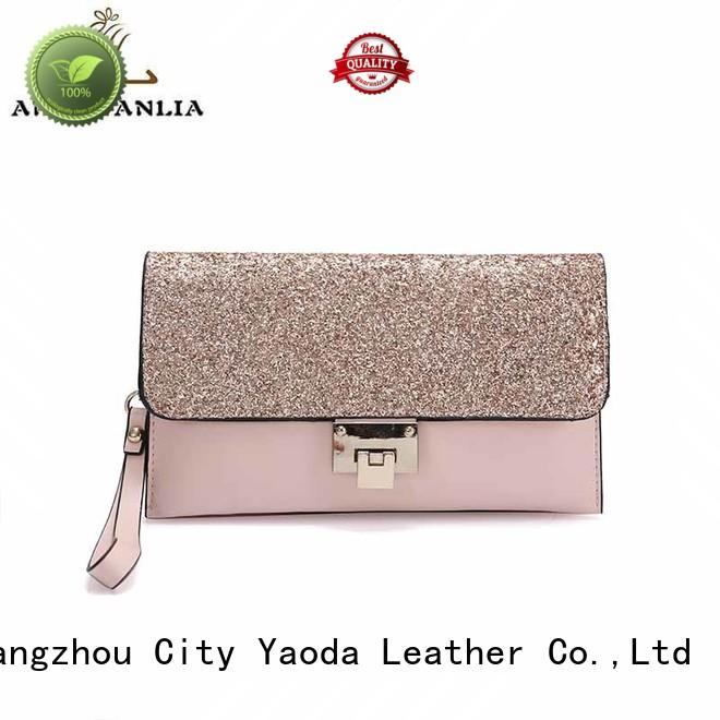 ANGEDANLIA fashion leather crossbody bag online for travel