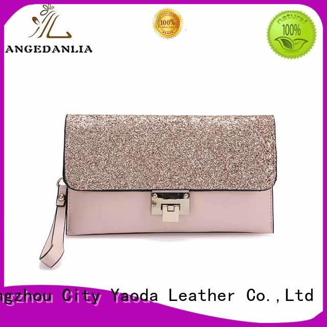 elegant genuine leather bags envelope online for daily life