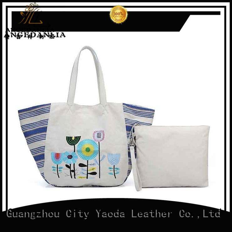 plain canvas tote bags latest for daily life ANGEDANLIA