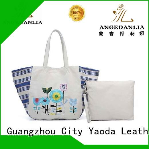 fashion plain canvas tote bags logo Chinese for travel