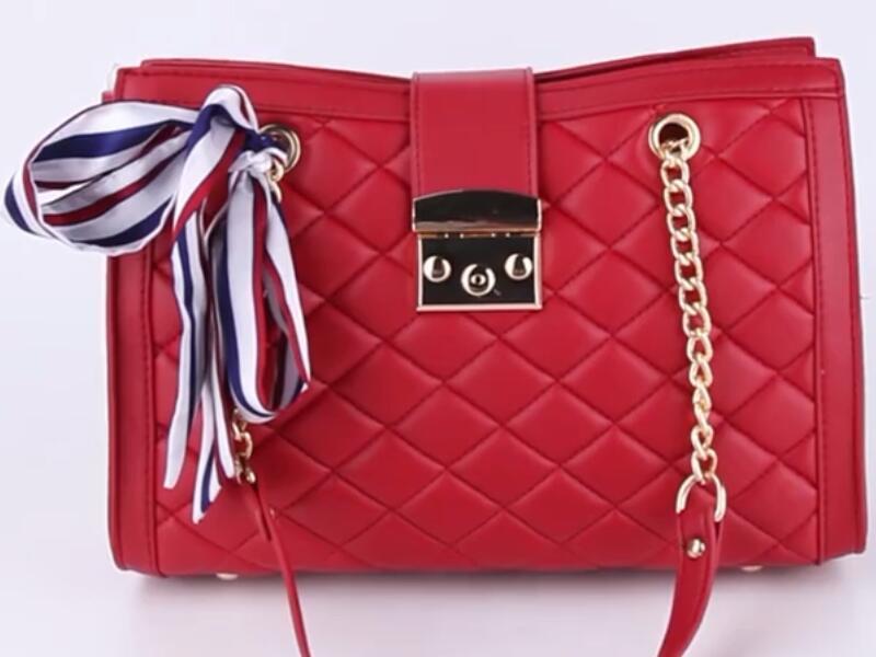 2019 Latest design fashion lady shoulder bag women handbags
