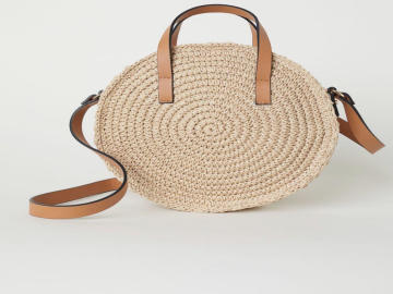 STRAW HANDBAGS AND CIRCLE BAGS WHOLESALE