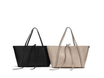 Woman handbag purchase skills