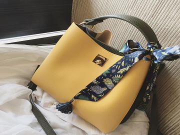 How to choose a women's PU leather bag?