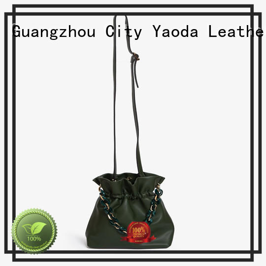 personality leather travel bag manufacturer for date ANGEDANLIA