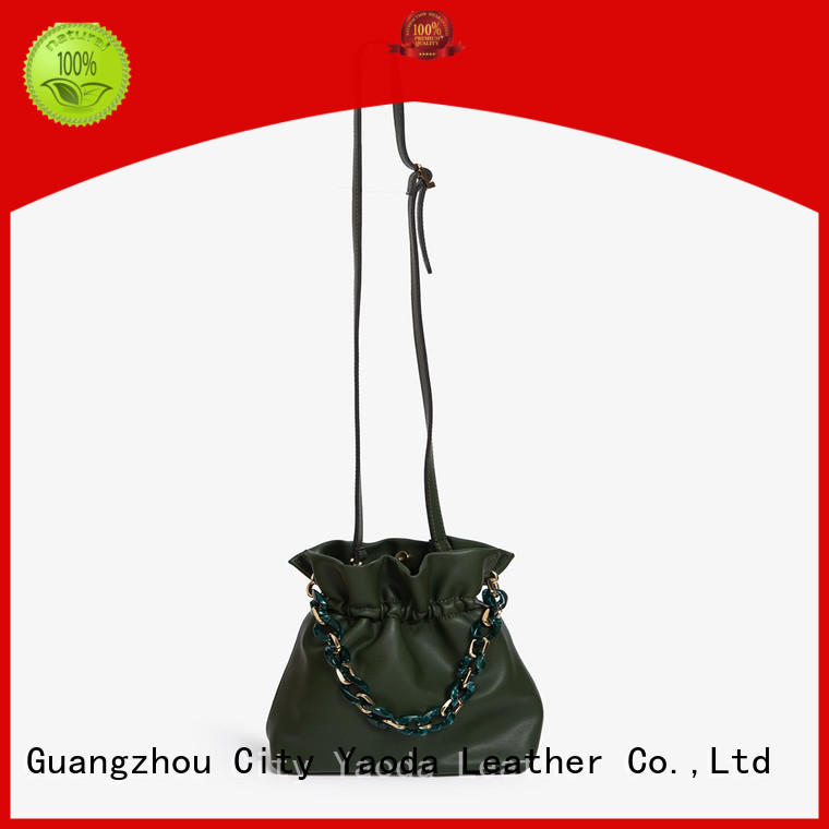 ANGEDANLIA vintage genuine leather handbags supplier for travel