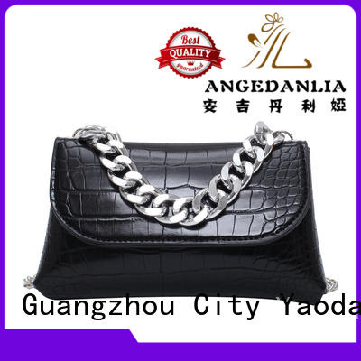 ANGEDANLIA snakeskin bohemian leather bags on sale for women