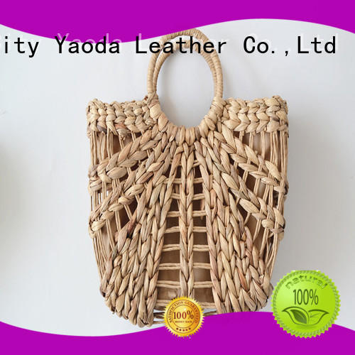 ANGEDANLIA shoulder straw tote for sale for girls