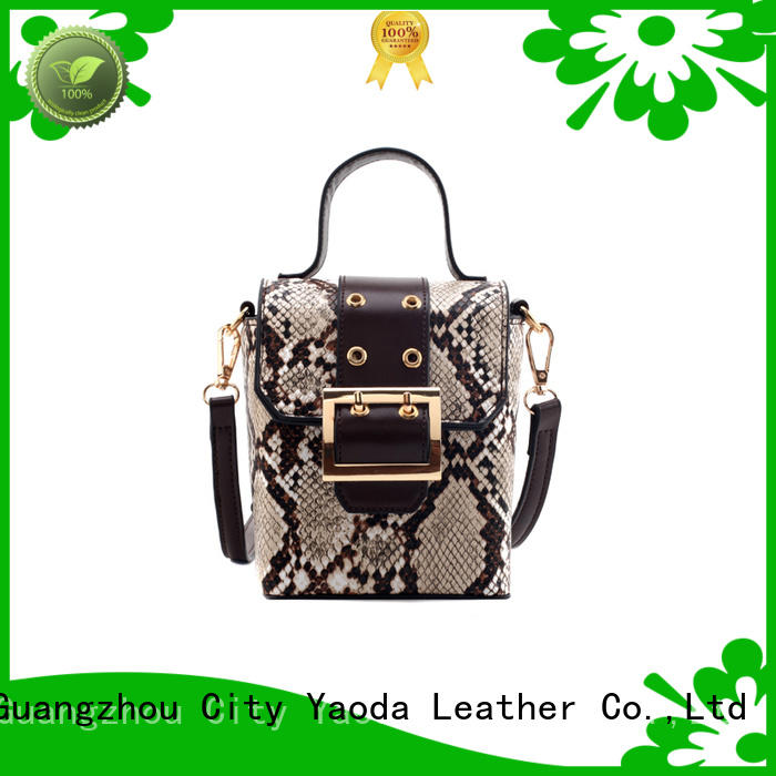 ANGEDANLIA fashion designer leather bags manufacturer for work