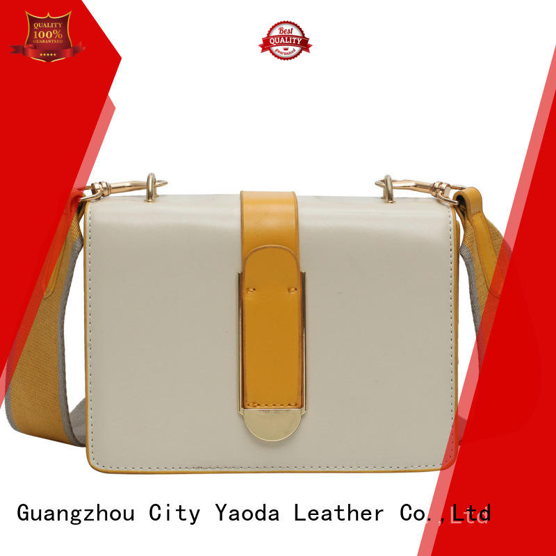 large pu material bag online for work ANGEDANLIA