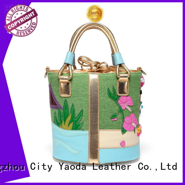 customized canvas gift bags bags with zipper for lady