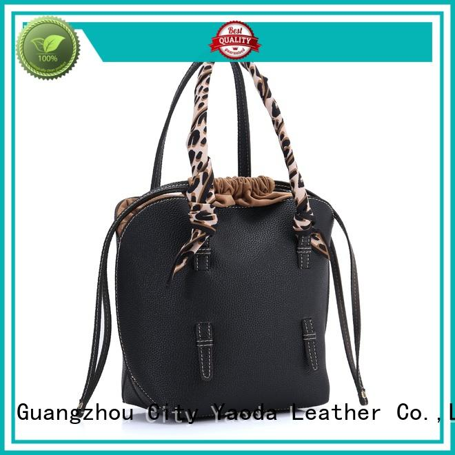 ANGEDANLIA simple handmade leather bags manufacturer for travel