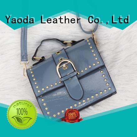 fashion pu tote bag shape on sale for women