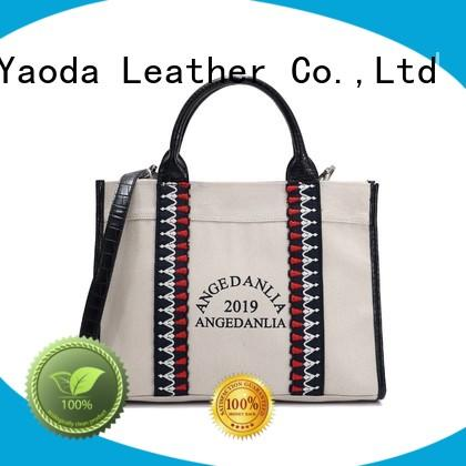 customized small canvas bags size Chinese for lady