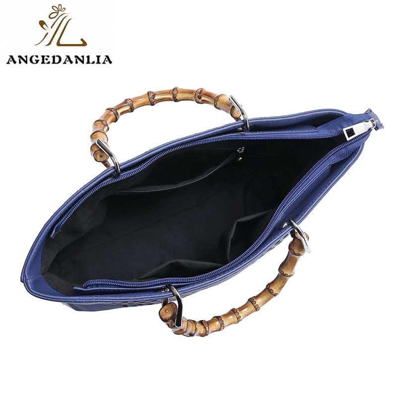 ANGEDANLIA elegant pu material bag on sale for women-7