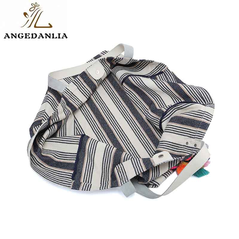 ANGEDANLIA customized canvas tote bags wholesale online for daily life-5