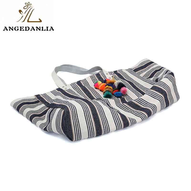 ANGEDANLIA customized canvas tote bags wholesale online for daily life