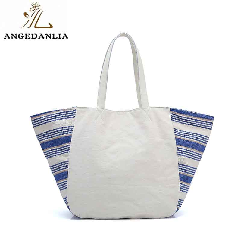 unique plain canvas tote bags yw4935 on sale for travel-7