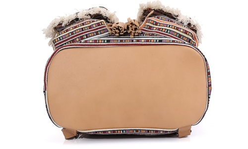 ANGEDANLIA ladies boho shoulder bag Large capacity for lady-4