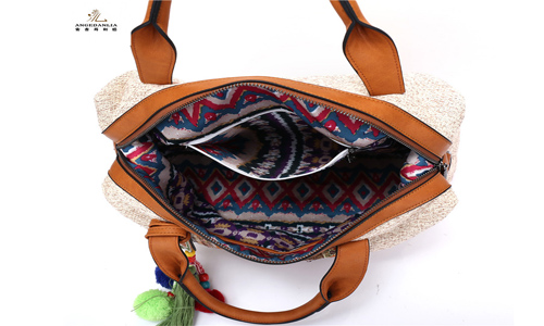 ANGEDANLIA ethnic boho fringe bag wholesale for travel-3
