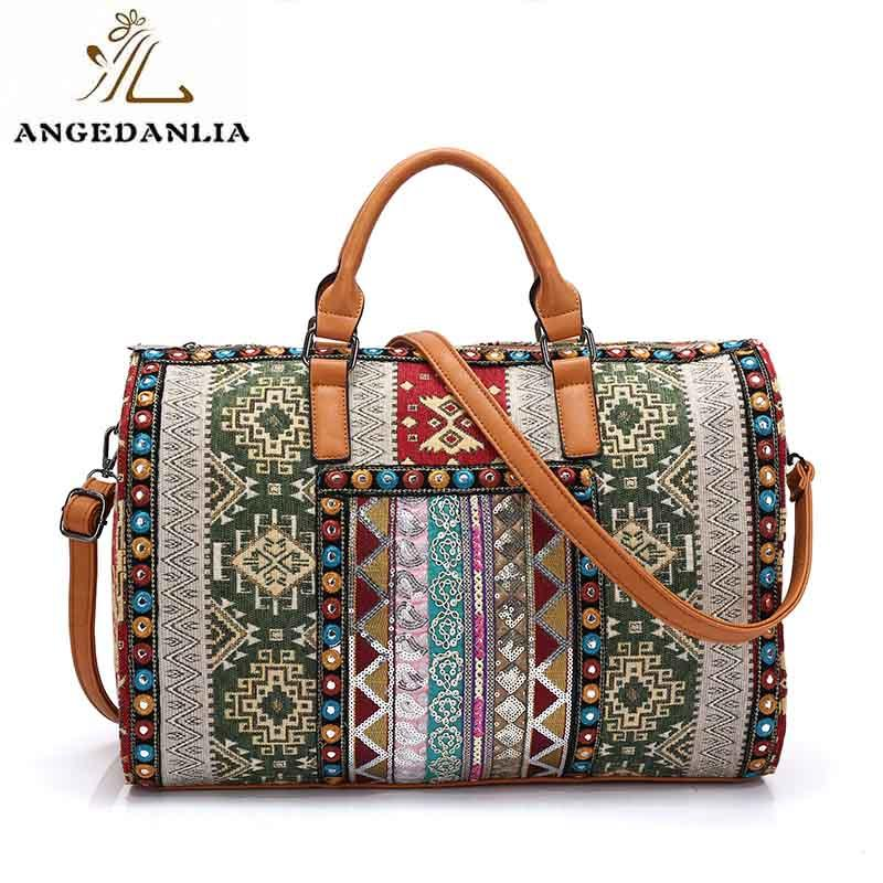 summer weekend pu bohemian ANGEDANLIA Brand boho bags supplier