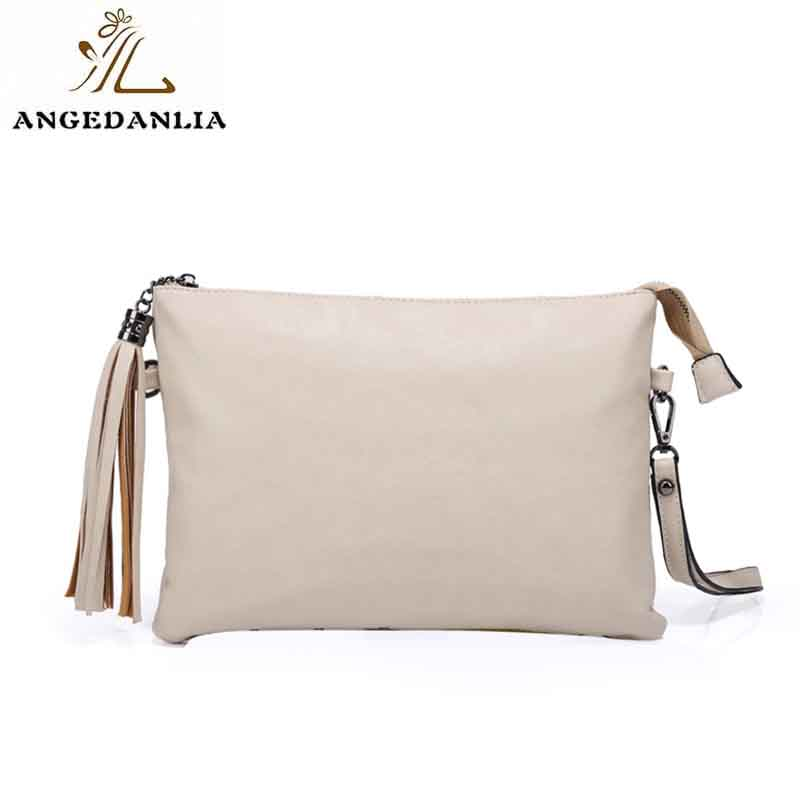 ANGEDANLIA handcraft boho leather bag Large capacity for travel-7