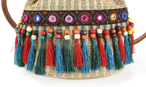 ANGEDANLIA stylish boho crossbody bag good quality for girls-2