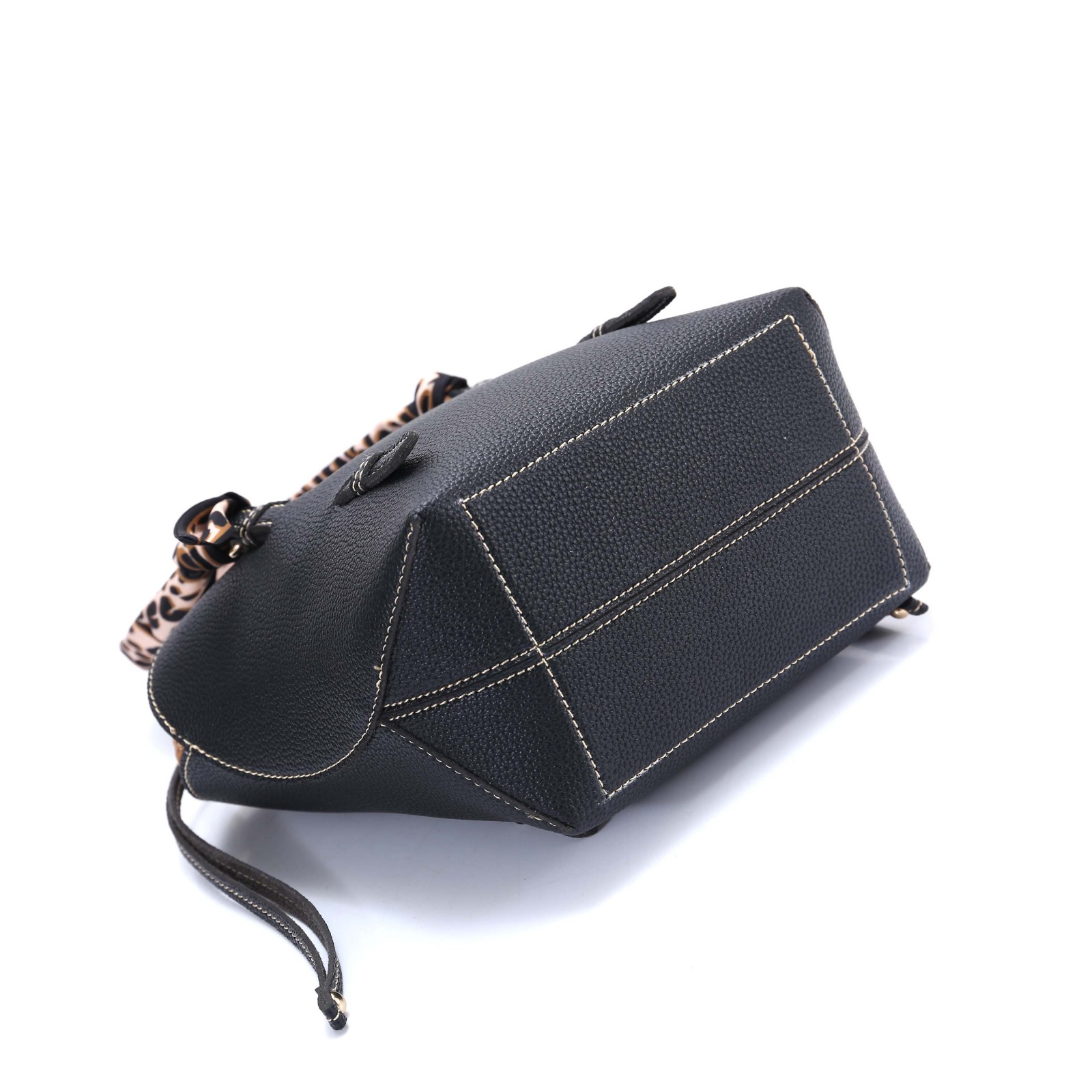 ANGEDANLIA elegant black leather purse for sale for work-7