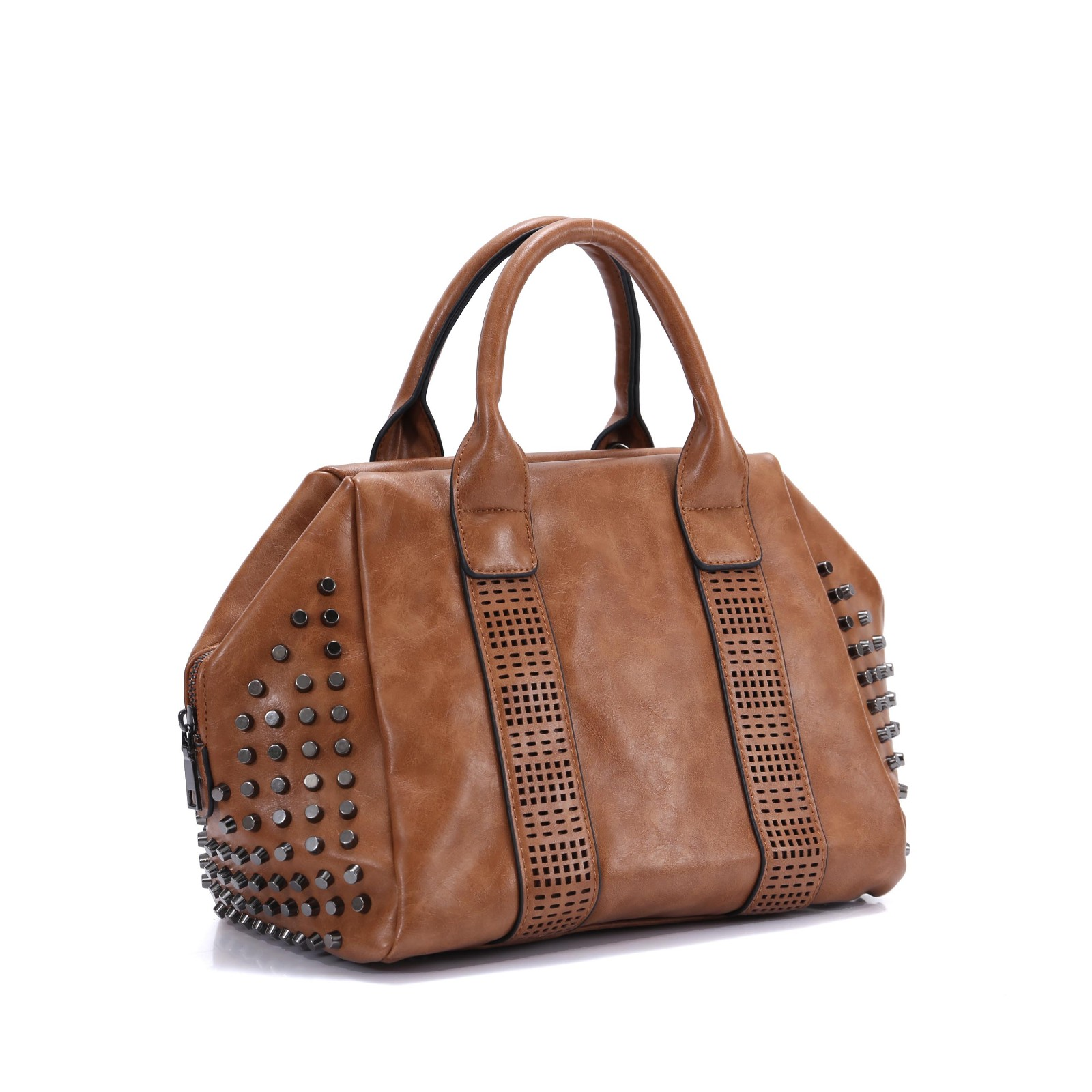 fashion pu leather handbags women online for school-6