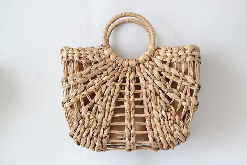 RKY0506 Angedanlia wholesale italy moroccan straw crochet tote bag summer beach women handbags 2019 new
