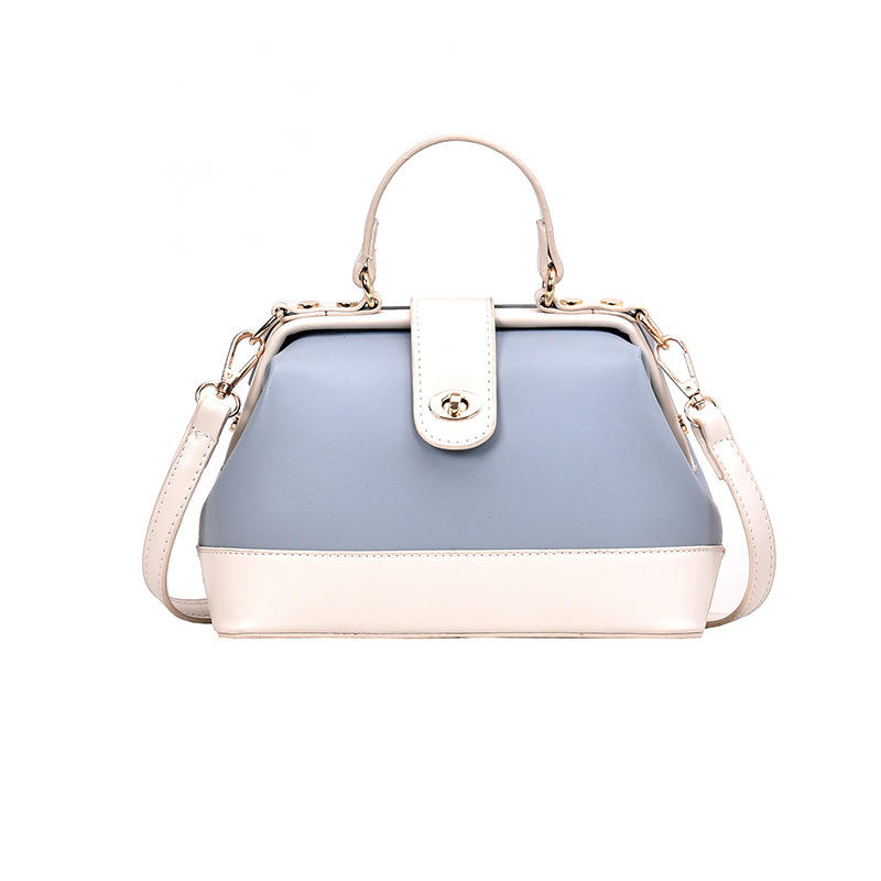RKY1048 women hard pu leather handbag brand design handbag custom-made leather bag handbags