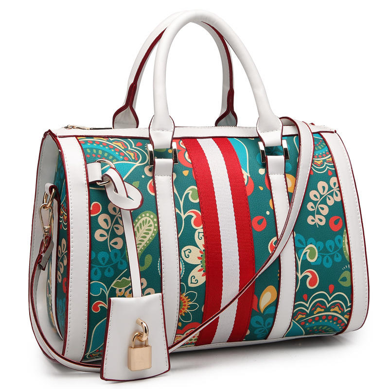 Angedanlia wholesale fashion printed crossbody bag ladies new model pillow handbag for women