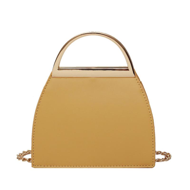 OEM Brand Made In China Multiple Color Adjustable Chain Strap Shoulder Tote Bag