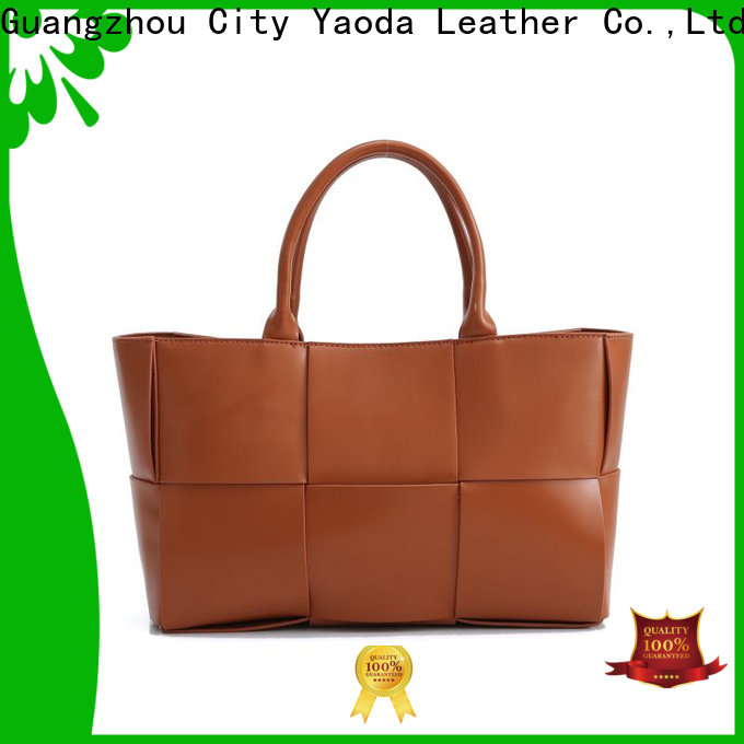 best ladies fashion handbags bamboo manufacturer for women