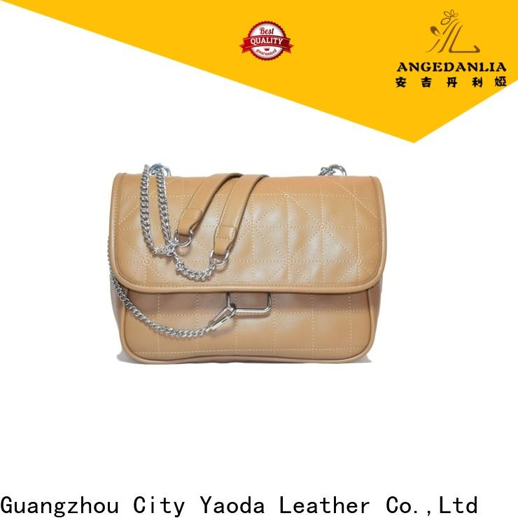 vintage pu tote bags package manufacturer for women