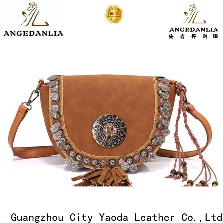 ANGEDANLIA colorful best boho bags good quality for girls