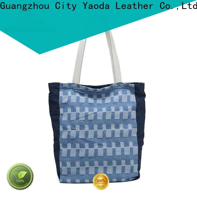 fashion designer canvas tote bag ladies online for daily life