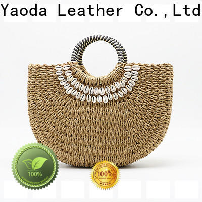ANGEDANLIA angedanlia straw totes for sale for ladies