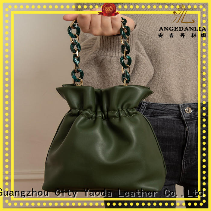 elegant ladies leather bags on sale for women ANGEDANLIA