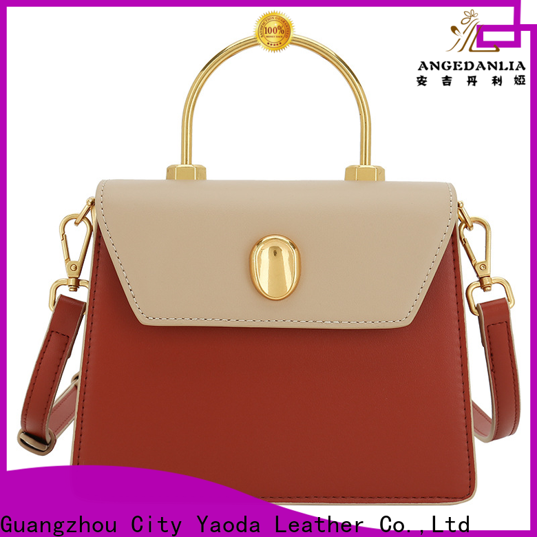ANGEDANLIA best leather handbags china online for work