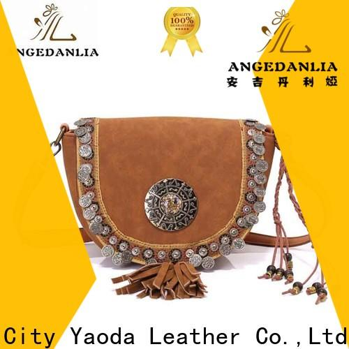 ANGEDANLIA custom bohemian hippie bags for girls
