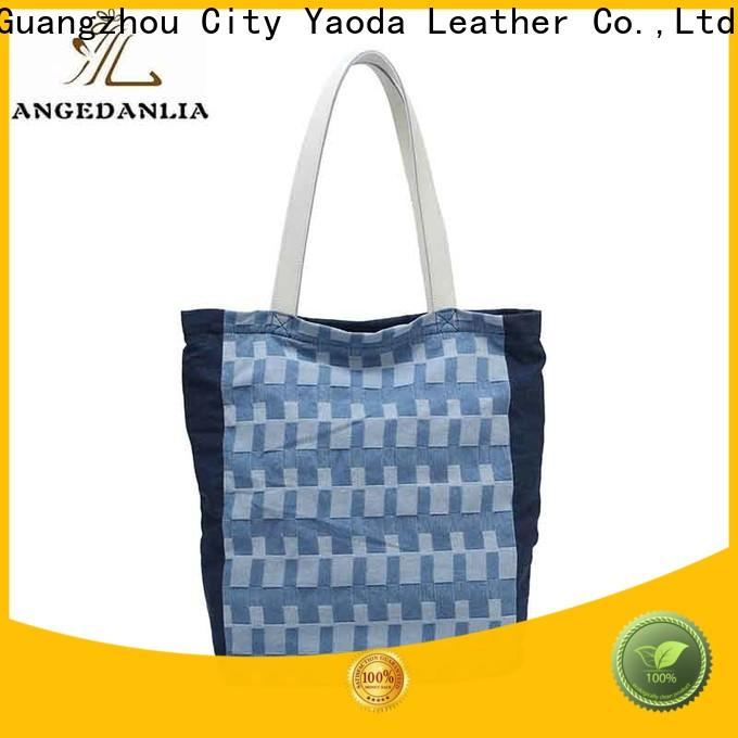 ANGEDANLIA leisure canvas purse on sale for lady