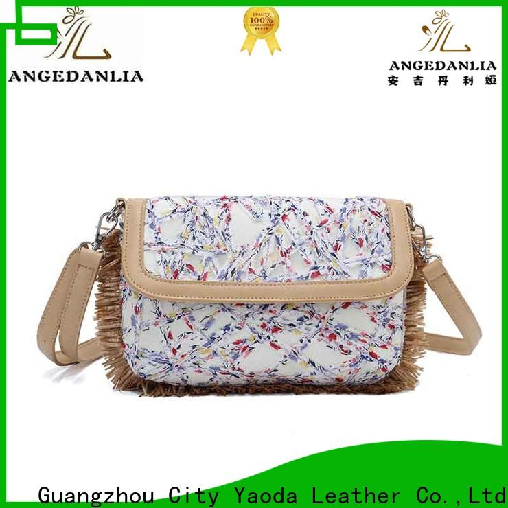 ANGEDANLIA promotion strong canvas tote bag online for daily life