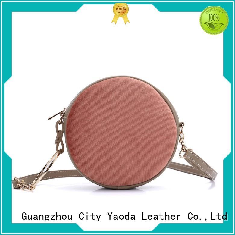 ANGEDANLIA fashion pu material bag manufacturer for women