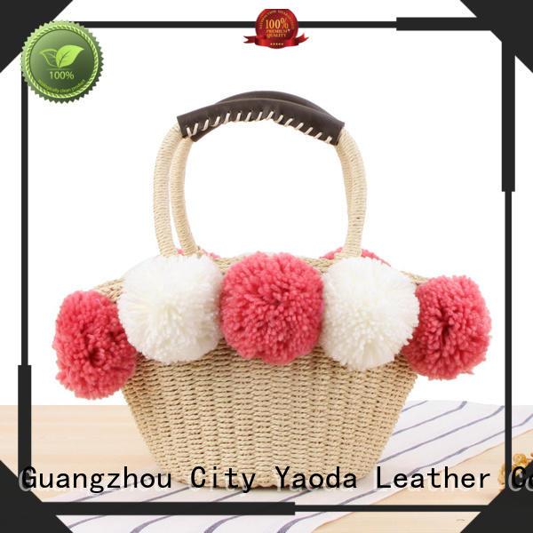 ANGEDANLIA shoulder ladies beach bag online for ladies