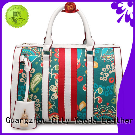 ANGEDANLIA fashion pu tote bag manufacturer for women