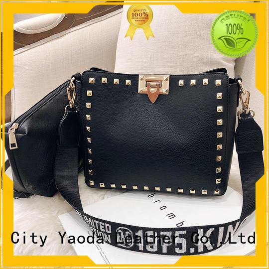 ANGEDANLIA shoulder leather shoulder bag for sale for work