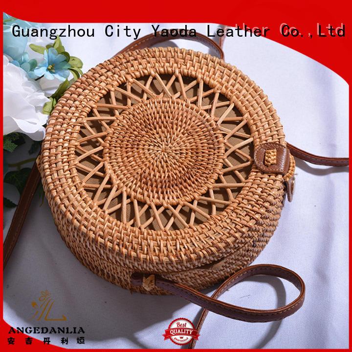 wholesale fashion handbags patchwork ANGEDANLIA