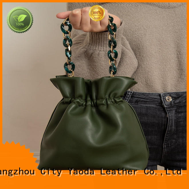 ANGEDANLIA portable leather crossbody bag on sale for women