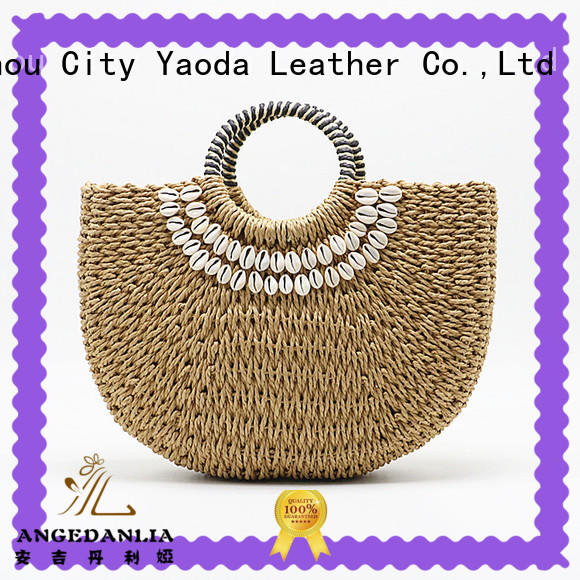 ANGEDANLIA handmade girls beach bag for sale for women